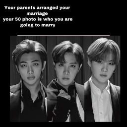 marry arrangedmarriage notcomplaining bts jhope suga rm rapline freetoedit