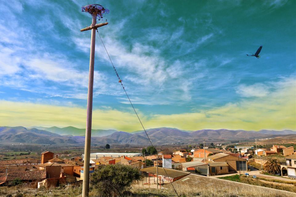 #aragon #pueblos #village
