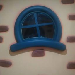 window wall side