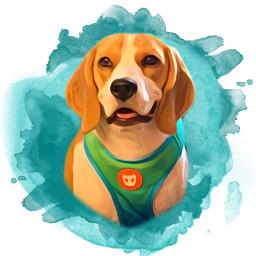 beagle freetoedit
