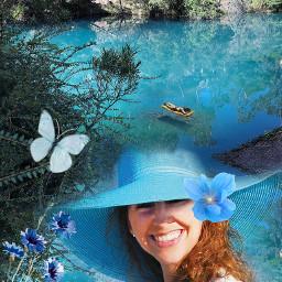 pukalani maui2021 blending bluemood floating takemeaway lakeview butterflies blueflowers freetoedit