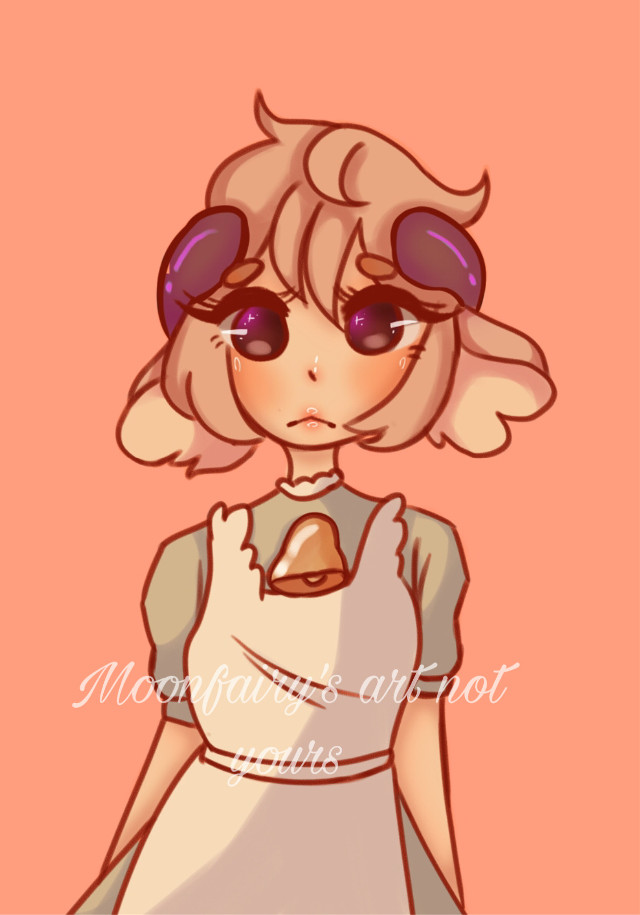 Open me‼️  VERY CUTE GOAT GIRL 😳😳😳 not my oc, Lune on twitter💗 Ok but like she is soooo cute 😭😭 im in love w this drawing   Materials used- Ipad pro 2019, Apple pencil, and ibisPaint   Tags ✌️😘 #art #artistic #artist #artwork #arte #aesthetic #aesthetics #aestetic #aestheticgirl #cottagecore #cottage #cottagestyle #ibispaintx #ibispaint #digitalart #digital #digitaldrawing #warmneutrals #warm #warmcolors #autumn #autumncolors