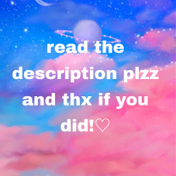 readthedescription thisisforyou freetoedit