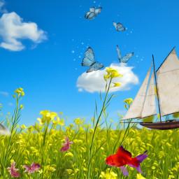 unsplash imagination beautifulworld sailinginthesky surrealism surreal freetoedit