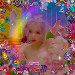 rosie blackpink kpop edit freetoedit