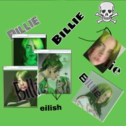 billie freetoedit picsart
