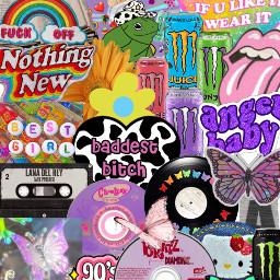 indie colors grunge cool aesthetic freetoedit
