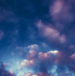 lookslikeapainting sky freetoedit