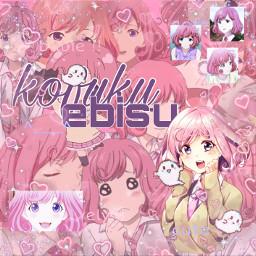 kofuku noragami pink freetoedit