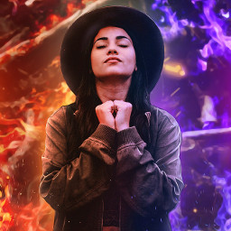 makeawesome madewithpicsart picsart freetoedit support fire concept visualart __prince_creation__