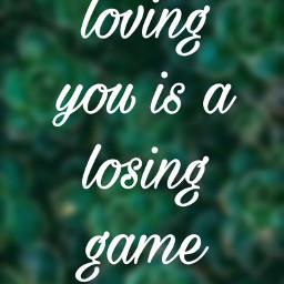 aesthetic green quote