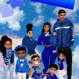 blue imvu freetoedit