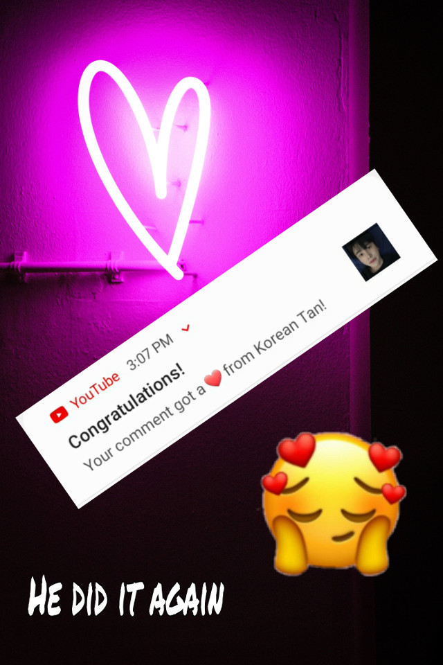 He did it again!!! Yiiiiii   Ok so this is a Youtuber and I absolutely love him  Ok he is super cute and ahhhhhh I would die   Ok but I know I love all my biases and or idols but me being a potato I probably don't have a CHANCE with them so and most of my idols are older than me by a good amount so sad 😪  ANYWAYS    Tan is a very good channel I've been watching for about a couple months now and when I get notified that he post I get hyper and jumpy I watch and I comment   Ex-  Omg I love u Tan  Tan is so cute  Etc.     Ok but this man is like playing with me or something cause he did this to me again like my poor heart can bot handle this like ok i need to calm down maybe have like some tea idk but ya   Ok    ♡♡♡♡♡TAN♡♡♡♡♡   #KoreanTan