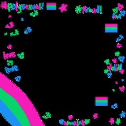 polysexual poly lgbtq pride freetoedit