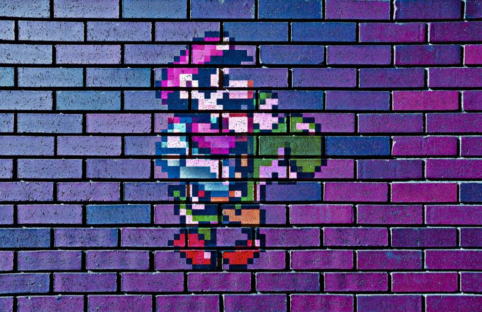 #replay #mario #yoshi #supermariobros #supermario #freetoedit #nintendo #graffiti #graffitiart #art #wall #awesome #game #gamer
