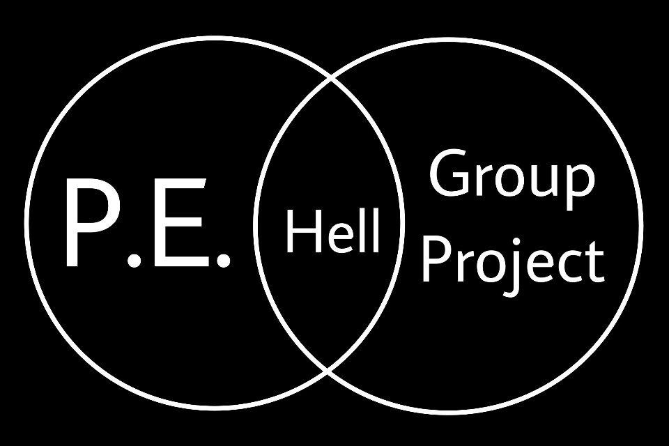 #pe #groupproject #group #hell