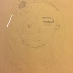 drawing art sketch