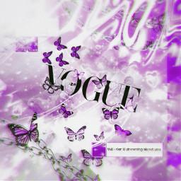 magenta butterflyedit aesthetic asthetic freetoedit