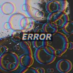 error glitch glitcheffect glitchy wallpaper wallpapers background backgrounds depressed freetoedit