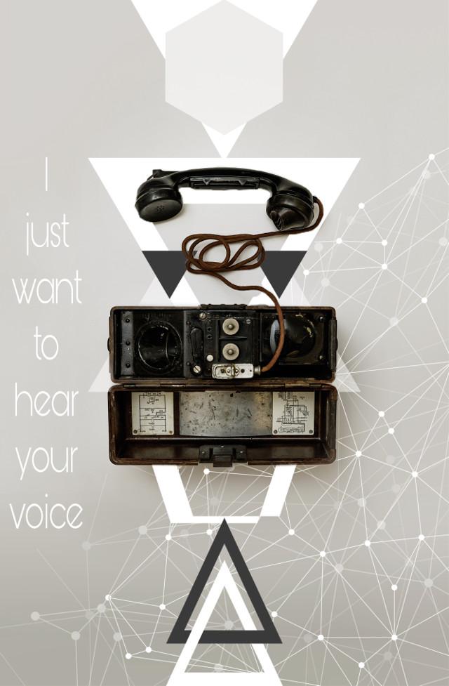 #phone #voice