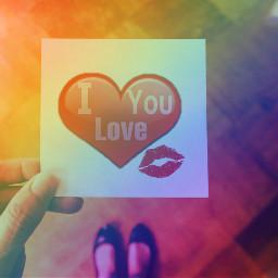 loveisintheair love kiss girls freetoedit ircleaveanote leaveanote