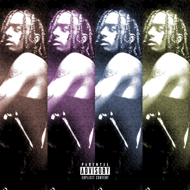 #playboicarti #opium #slatt #artistic #artistic #colorful #colorsplash #green #black #greenblack #rapper #offwhite #carti #vampire #style #model #sitting #rap #rapper #hiphop #wlr #wholelottared