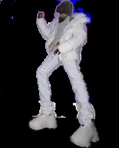 playboicarti opium slatt artistic purple colorful colorsplash standing black white rapper offwhite carti vampire style model satan rap hiphop wlr wholelottared freetoedit