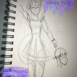 royalhigh royalhighart roblox drawing art pencil sketch sketchbook dress head hashtag freetoedit