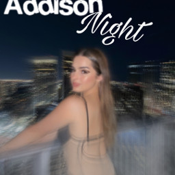 addisonight freetoedit