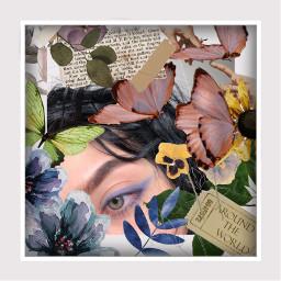 freetoedit aesthetic overlay vintage collage