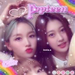 choerry gowon loona loonaedit loonagowon loonachoerry kpop kpopedit popteen popteenレギュラーモデル popteenモデル popteen専属モデル popteenedit rainbowcore soft softmessy swag inniecore