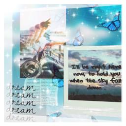 dreamboard blueaesthetic editstepbystep freetoedit