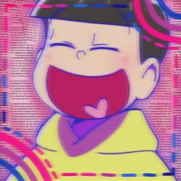 jyushimatsu jyushimatsumatsuno osomatsusan bisexual biheadcanon headcanon freetoedit