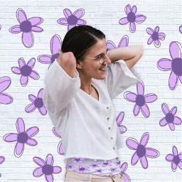 rcpurpleflowers purpleflowers freetoedit