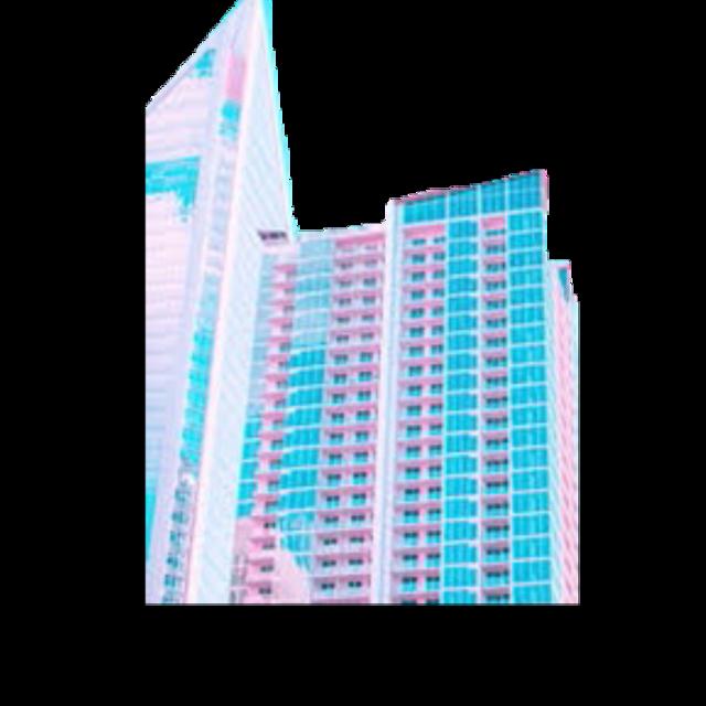 🌐📎💎🏢💠  #complexoverlay #complexsticker #building #irridescent #prettybuildings #freetoedit