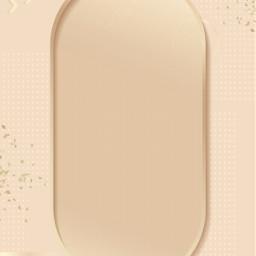 rosegold template frame oblong andreamadison freetoedit