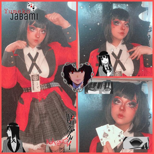 #yumeko #kakeguri #cosplay