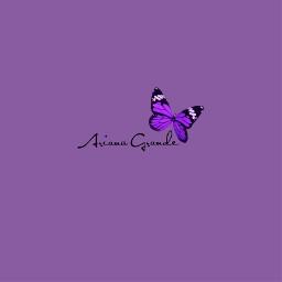 arianagrande purple freetoedit