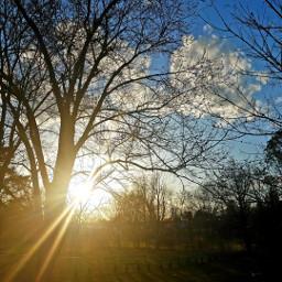 beautiful sunset sun bluesky blueskies sunny sunsets sunsetphotography sunsetperfection sunsetlover sunsetcolors sunsetvibes sunsetlovers sunsetview photographer photography freetoedit