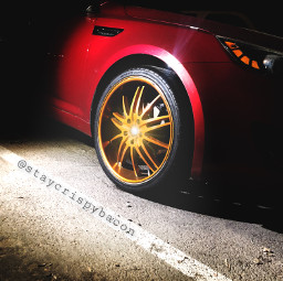rims red dark gold kiaoptima freetoedit
