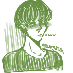 procreate procreatedrawing sketch sketches mindlessdoodle greenboy
