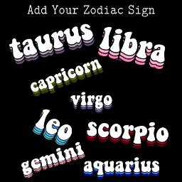 gemini zodiac signs beautiful freetoedit