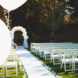 wedding beautiful white followme nature freetoedit fall balloons
