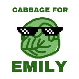 cabbage pog freetoedit