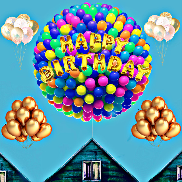 What would you do if you woke up and it looked like this on your birthday? Me: I would be so happy and I would take a million pictures🤍🤍🤍🤍🤍🤍 #birthday #happybirthday #birthdayballoon #birthdayballoons #balloons #party #fun