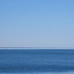 freetoedit blue azul bleu sea mar mare coastline shoreline sky cielo waves olas