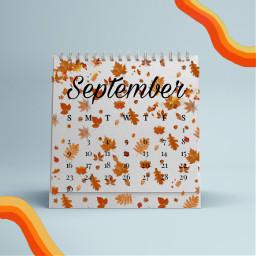 september freetoedit ircdesignthecalendar designthecalendar