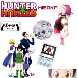 hunterxhunter freetoedit