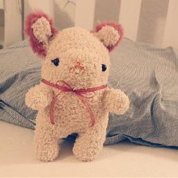 freetoedit sewing stuffedanimal plushie selfmade