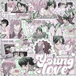 matchablossom cherryblossom joe kaorusakurayashiki kojironanjo gay homosexual